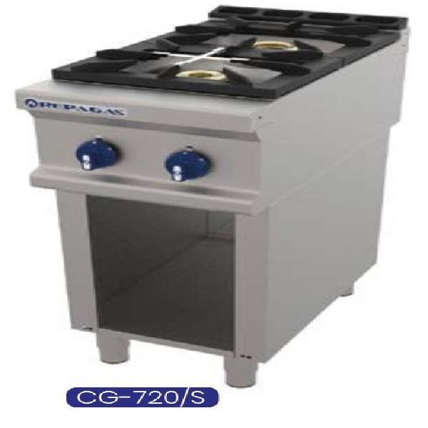Cocina dos fuegos gas 【 OFERTAS Agosto 】 | Clasf