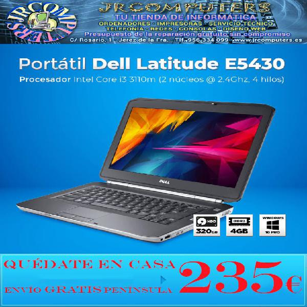 "Dell latitudee5430/i3/320gb hdd/4gb/14"""