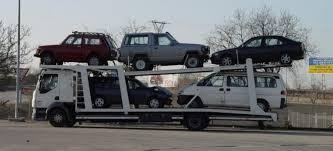 Envia su coche por europa