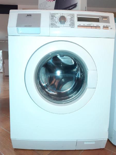 Envio 01-09 abril. lavadora aeg 8kg 1400rpm a+