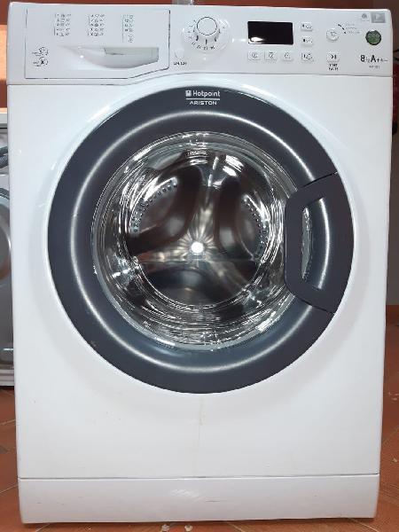 Envio 01-09 abril. lavadora hotpoint 8kg a+++
