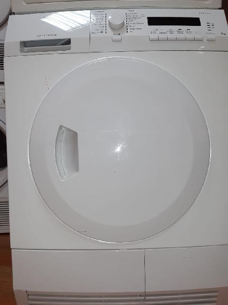 Envio 01-09 abril. secadora aeg 8kg. garantia