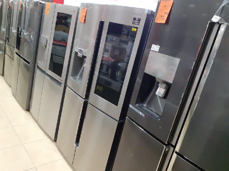 Frigorifico americano congeladornuevo tara garant