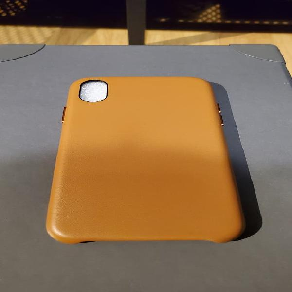 Funda iphone x simil pie