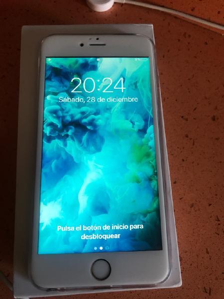 Iphone 6s plus rose gold 16 gb