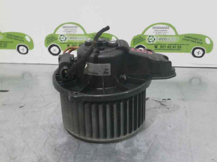 Motor calefaccion audi a6 berlina 2.5 tdi año