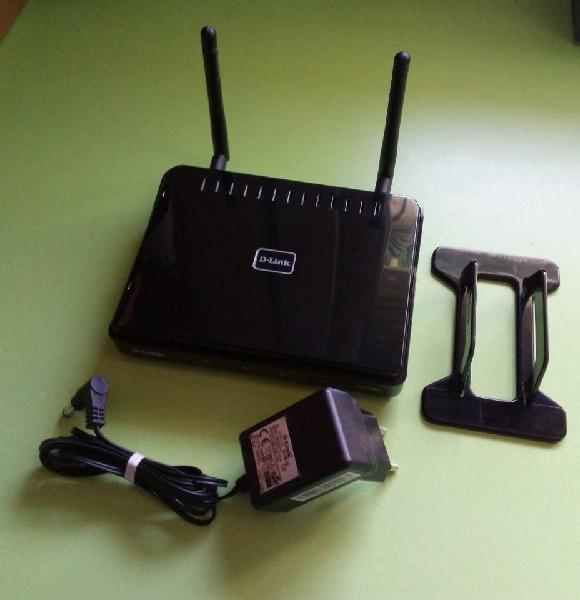 Punto de acceso wifi d-link