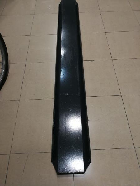 Rampa metálica para moto