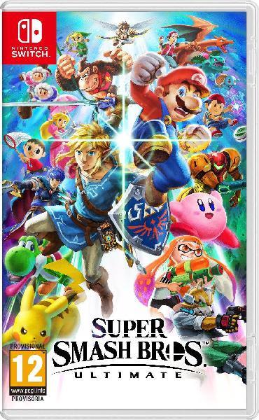 Super smarh bros ultimate ( nintendo switch )
