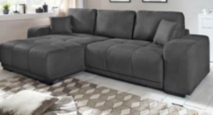 Sofá chaise longue (con cama)