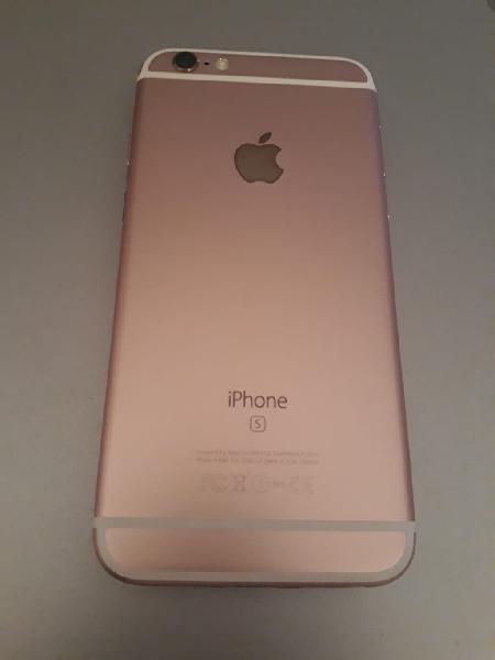 Vendo ya!! iphone 6s 64gb batería 100%