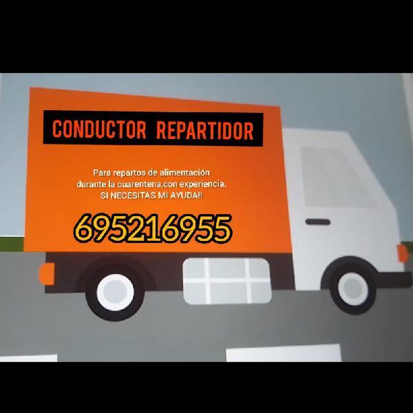 Conductor repartidor