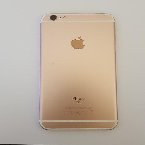 Iphone 6s plus 64gb gold rose - oro rosa