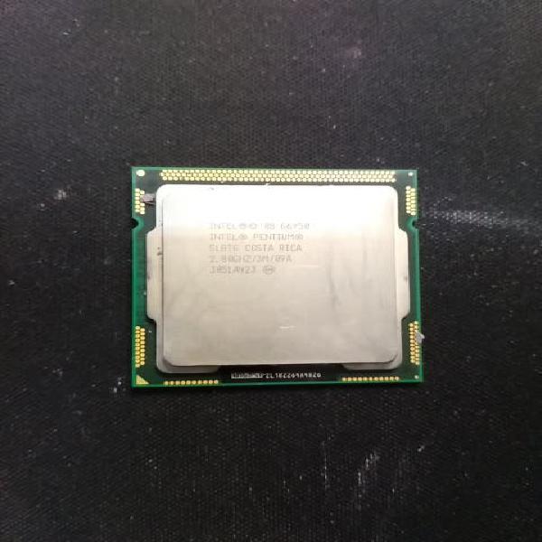Procesador intel gg950