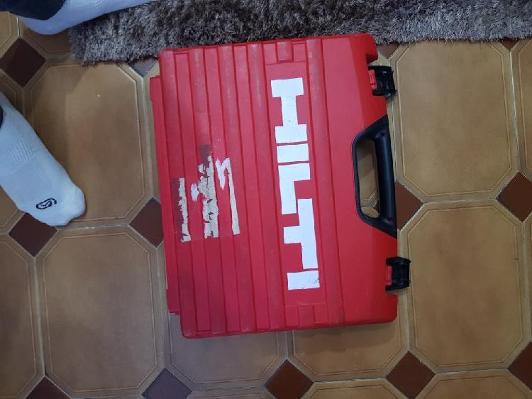 Taladro hilti de bateria