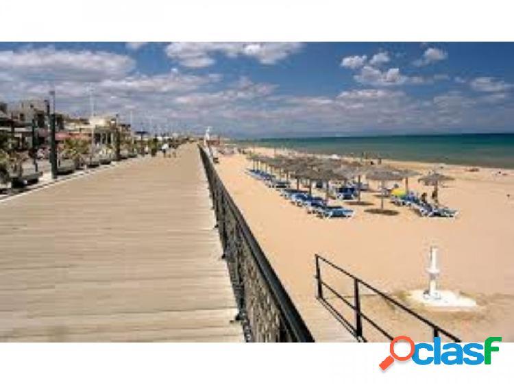 Terreno urbano para construir 21 chalets independientes de 250m2 en san juan playa