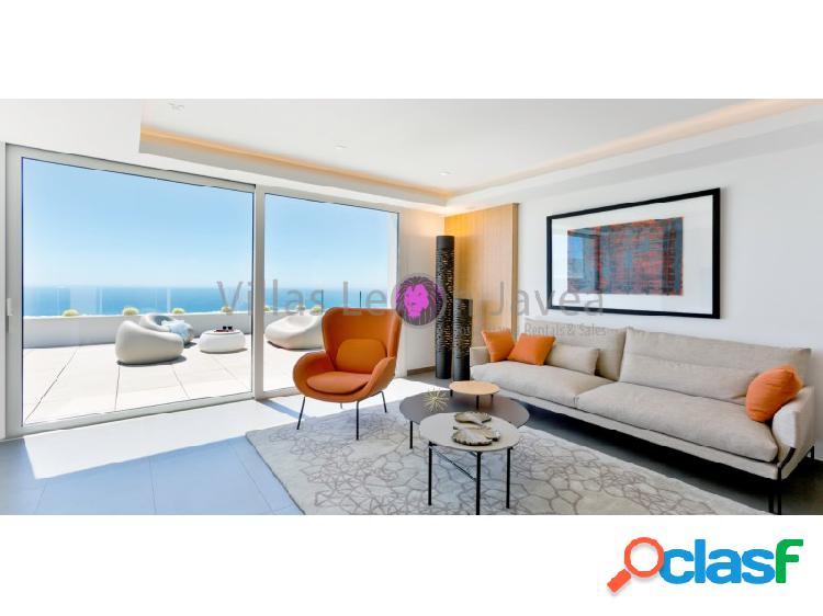 Apartamento de lujo con unas vistas al mar que quitan el aliento!