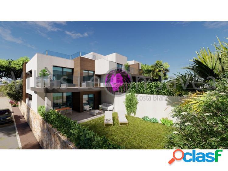 En venta entre jávea y moraira (cumbre del sol) - apartamento moderno de dos dormitorios y dos baños