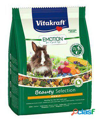 Vitakraft menú emotion beauty selection conejos enanos 600 gr