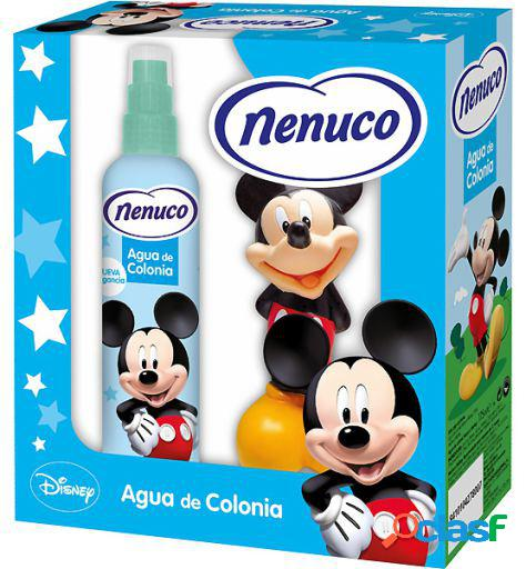 Nenuco eau de colonia mickey 175 ml + figura mickey 175 ml