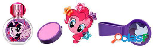 My little pony accesorios de cabello y eau de toilette 30 ml
