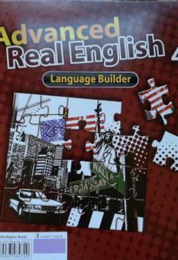Advanced real english 4 burlington books