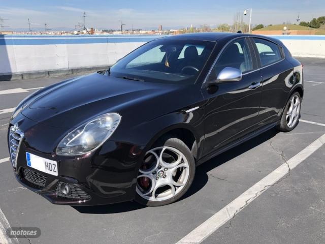 Alfa romeo giulietta progression jtdm 140cv 5 puertas de