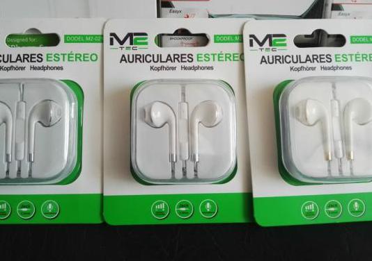 Auriculares con micro para iphone y android