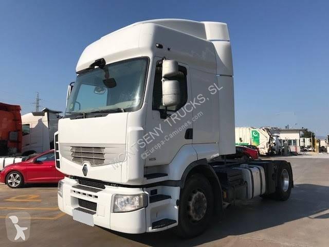 Cabeza tractora Renault estándar Premium 450 DXI 4x2 Diesel