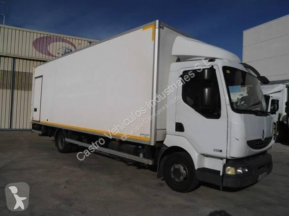 Camión Renault furgón Midlum 220 DXI 4x2 Diesel Euro 4