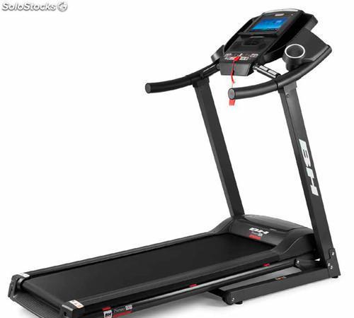 Cinta de correr pionner r2 con pantalla tft bh fitness: