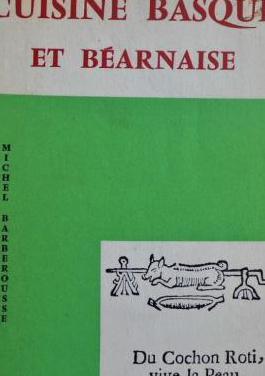 Cuisine basque et bearnaise