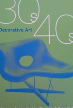 Decorative art 30s 40s