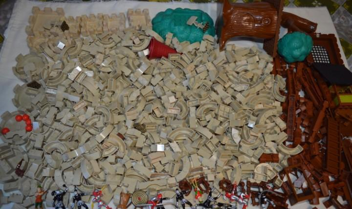 Exin castillos - sobre 2 kilos y tres cuartos / 2.730 gramos