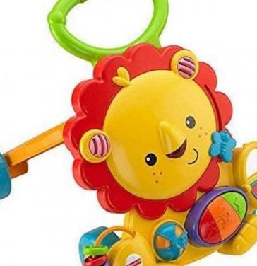 Fisher-price león andador musical