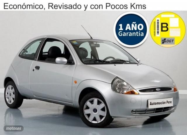 Ford ka 1.3i 70 cv collection. pocos kms, economico de 2005