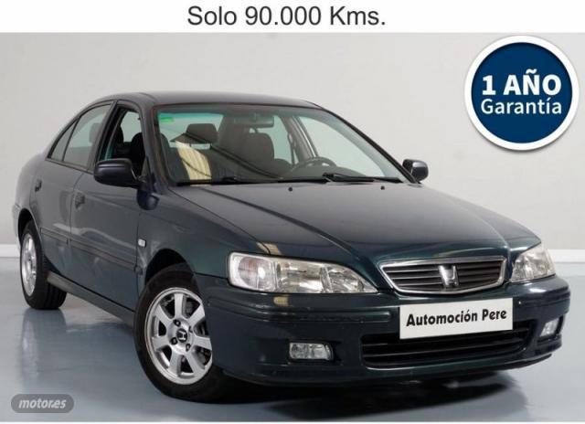 Honda accord 2.0 tdi se 105cv. pocos kms. de 2000 con 90.284