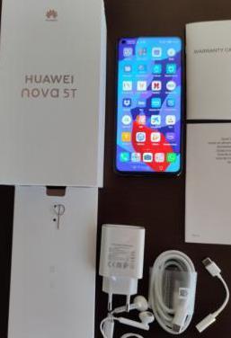 Huawei nova 5t (factura 23 meses garantía)