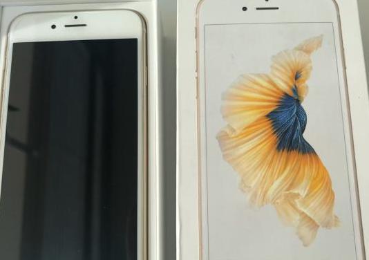 Iphone 6s 64gb gold nuevo