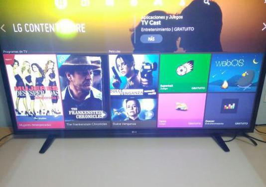 Lg smart tv 49 / led, ultra hd 4k