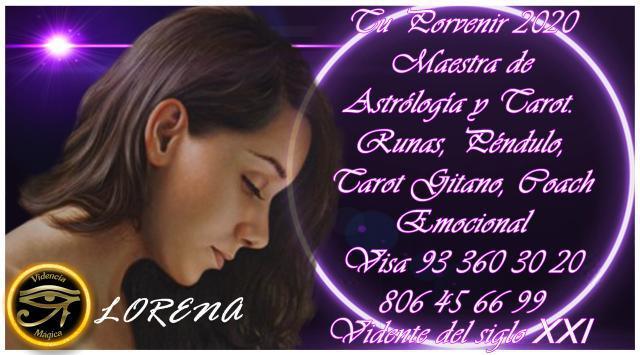Lorena y sus verdades, fechas y datos.