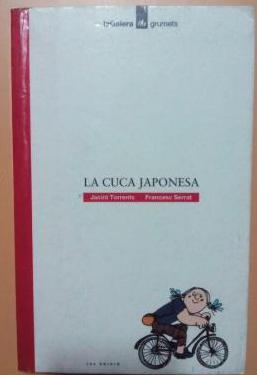 Libro la cuca japonesa (catalán)