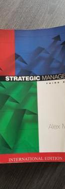 Libro strategic management