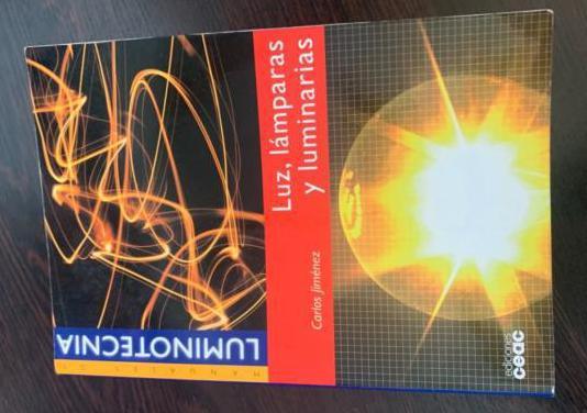 Libro manual de luminotecnia