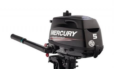 Motor fueraborda mercury - f5m 4 tiempos 2020