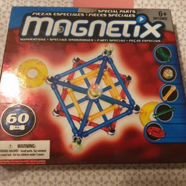 Magnetix. mega blocks