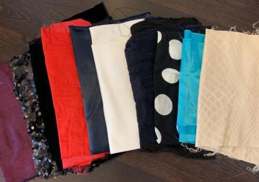 Materiales para tocados y manualidades