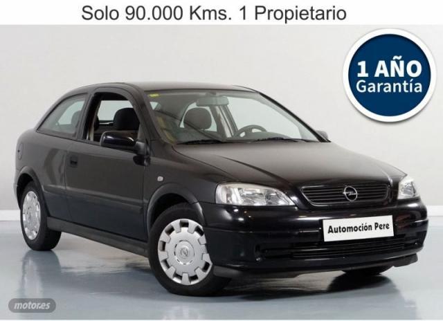 Opel astra 1.7 cdti club. economico, 1 propietario. pocos