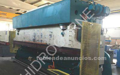 Plegadora hidráulica convencional ajial php-256 (ref.171)