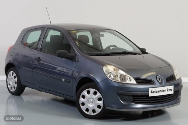 Renault clio 1.2i 16v eco2. authentique. pocos kms. de 2007